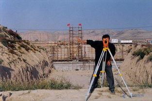 建设项目申请定位放线的范文