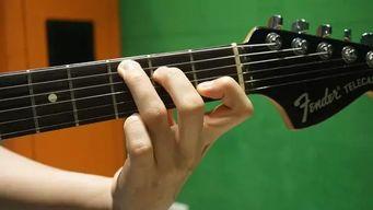 怎么弹吉他左手怎么握