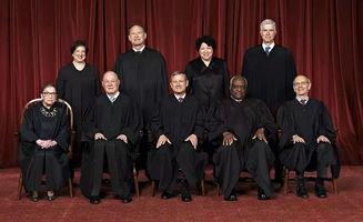 特朗普提名的最高法院大法官凉了