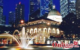 香港看夜景最全、最小众的攻略!