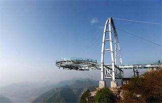 如何更好玩转北京平谷石林峡玻璃栈道