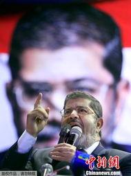 奥巴马邀请埃及新任总统穆尔西9月访问美国