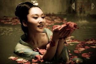 从 妖猫传 的混血杨贵妃开扒,回看这些荧屏经典版杨贵妃再现