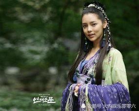 古装扮相最美的韩国艺人, 三圣母 最可惜,整容失败星途圈毁