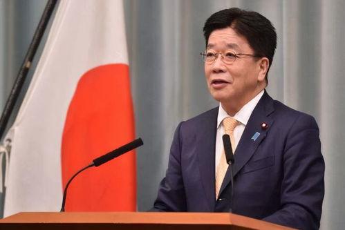菅义伟前脚刚走,日本内阁长官就示好我国,积极推进合作