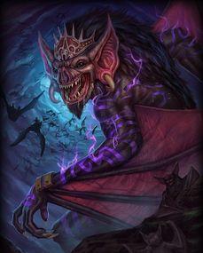 长相恶劣吸血鬼 神之浩劫 美服新神明坎马卓兹