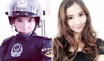 中国最美女警花,16岁入伍,大校军衔,却嫁给了一名保安(gouzi2.com)