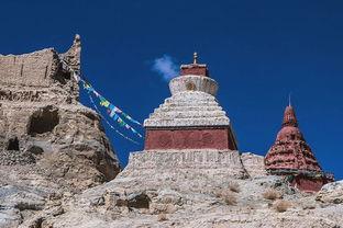 带你感受曾经的辉煌 行走在西藏古格王朝