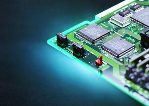 电子芯片的焊接