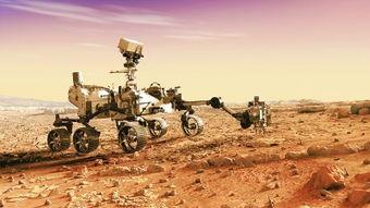 毅力号火星车.图片来源nasa