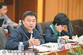 广西代表团分组审议全国人大常委会工作报告图