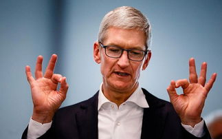 苹果突然宣布谁也没有想到,库克下手如此之快