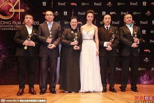 《黄金时代》成金像奖最大赢家许鞍华和汤唯赵薇、刘青云双双得奖