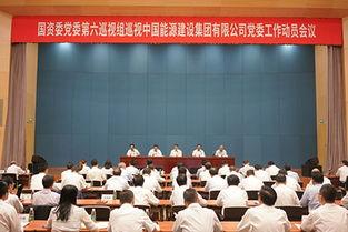 中国能建的二级单位有哪些