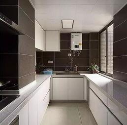 厨房装修效果图小户型 小厨房给你想象不到的精彩