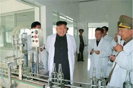 金正恩视察朝鲜酒厂 要搞 代表朝鲜的名酒