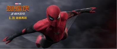 蜘蛛侠 英雄远征 新预告再现钢铁侠眼镜,炫酷装备燃战今夏