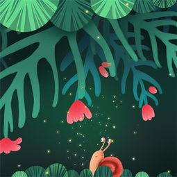 新蜗牛和玫瑰树 睡前故事 兔耳故事