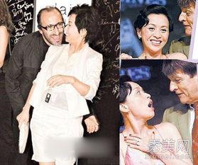 张柏芝遭老外揩油 娱乐圈被潜规则女星曝光