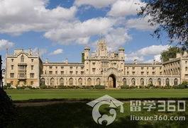 2011伦敦大学国王学院 英国伦敦大学的两大创始学院之一