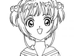 动漫少女眼睛的画法