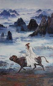 情系家乡 蔚国银油画作品展亮相河南博物院