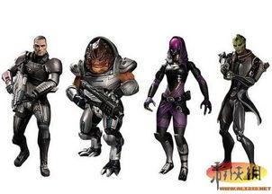 质量效应3 即将发售昂贵DLC及角色手办