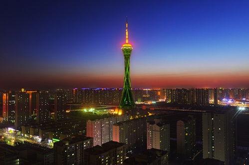 中国地标点亮爱尔兰绿长城广州塔参与绿动全球