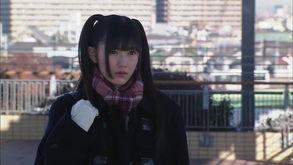 樱花寄来的信 AKB48截图