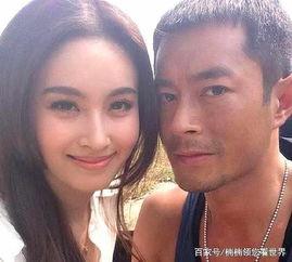 泰国最美变性人poy与古天乐