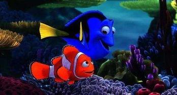 海底总动员 照进现实 迪士尼再次开启奇幻之旅