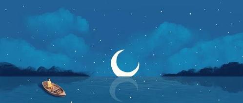 形容月亮很亮的句子