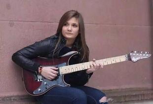 YouTube爆红的天才吉他少女Tina S 黑化 全过程,强悍到无解
