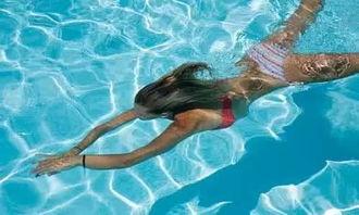 游泳,一周游几次最为合适