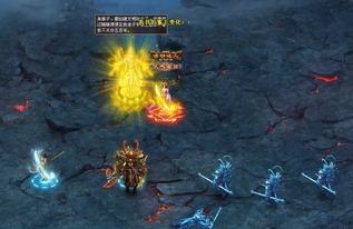 1188烈火战神降魔团队