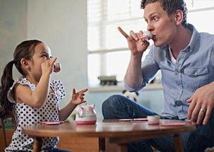 被当做大人一样尊重的孩子更自信 图