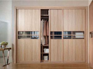 衣柜趟门制作尺寸