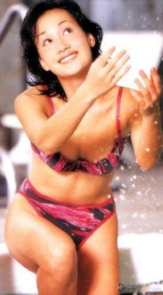 张柏芝范冰冰林志玲汤唯 华语大牌女星罕见泳装照