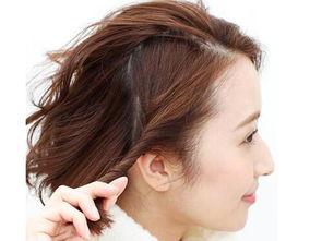 100种扎头发的方法 穿毛衣就得这么扎头发