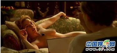 温斯莱特电影一脱成名 放肆全裸露点戏份集合