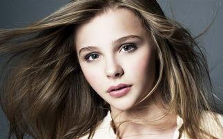 美国美女明星科洛 格蕾斯 莫瑞兹高清图片