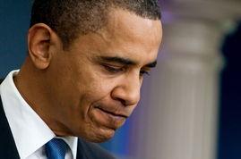 不搞噱头 美国总统奥巴马 搞怪表情 集锦