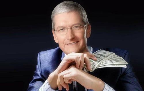 cnbc最近的一份报道称,苹果公司首席执行官(ceo)蒂姆·库克去年的总薪酬较前年有所下降,因为苹果公司未能达到2018年设定的财务目标.