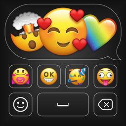 Emoji表情符号iPad版下载 手机Emoji表情符号2018
