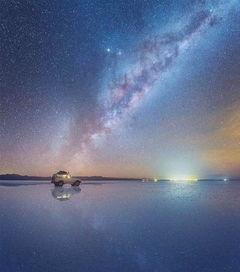 用PS做一个梦幻的天空之境合成照片