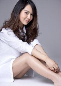 杨紫清凉写真