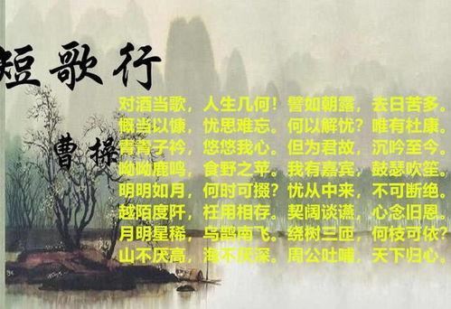关于志向筹划的诗句