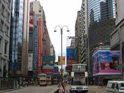 中国香港十大热门旅游景点