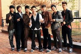 韩娱每周一星 2PM野兽派青春少年偶像