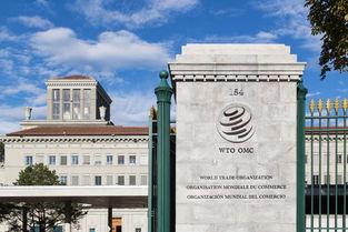 资料图:世界贸易组织(wto:worldtradeorganization)大楼。(
